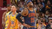 NBA: Warriors y Cavaliers por el título [FIXTURE DE LA FINAL]