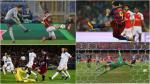 Champions League: estos son los mejores goles del torneo - Noticias de uefa champions league 2015-16