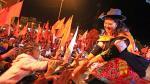 Recta final: PPK y Keiko en campaña a poco de comicios [FOTOS] - Noticias de sport huancayo