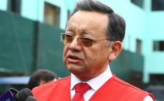 Ollanta Humala propone que Edgar Alarcón sea el nuevo contralor