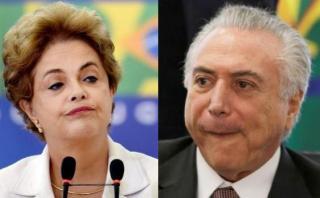 Partido de Dilma exige destitución de diez ministros de Temer