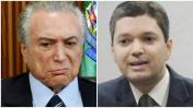 Brasil: Cae otro ministro de Temer por corrupción en Petrobras
