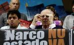 """""""No hacemos alianzas, buscamos apoyo para un Perú democrático"""""""
