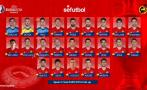 España: dos finalistas de Champions descartados por Del Bosque