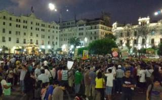 Marcha contra Keiko: mira aquí los desvíos recomendados por PNP