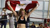 Valentina Shevchenko, luchadora víctima de inseguridad en Lima