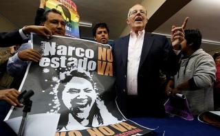 PPK no irá a la marcha contra la candidatura de Keiko Fujimori