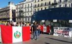 Peruanos en el mundo marchan contra Keiko Fujimori [FOTOS]