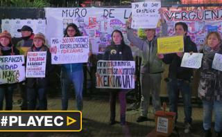 Argentina: peruanos rechazan la candidatura de Keiko Fujimori