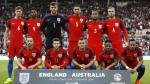 Inglaterra: delantero prodigio de 18 años convocado para Euro - Noticias de john walker
