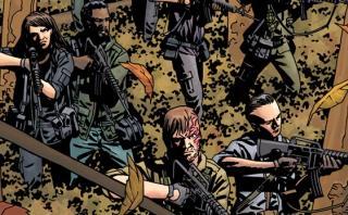 """""""The Walking Dead"""" 155: ¿qué pasó en el más reciente cómic?"""