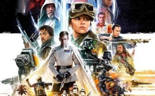 """""""Star Wars: Rogue One"""" es una cinta de guerra, será modificada"""