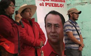 Partido de Gregorio Santos llama a votar contra Keiko Fujimori