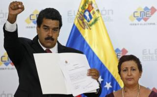 Chavista Tibisay Lucena no está acreditada como observadora