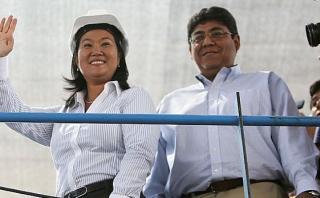 Elmer Cuba: Keiko no propuso control de precios sobre la leche