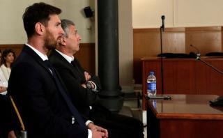 """Lionel Messi ante el juez: """"Yo no tenía idea de nada"""""""