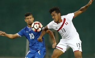Selección peruana descendió dos posiciones en ránking FIFA