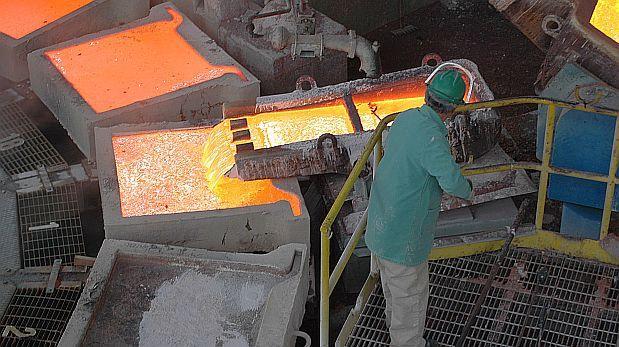 Utilidades anuales de Milpo trepan el 2016 tras alza de metales