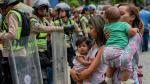 Venezuela: Protestas se trasladan al barrio pobre de Petare - Noticias de ormeno urbina