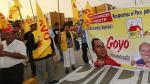 Gregorio Santos precisa y se reafirma en votar blanco o viciado - Noticias de movimiento de afirmación social