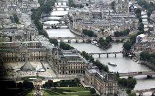 Alerta en París: El Museo del Louvre podría quedar inundado