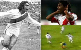 Selección peruana: 5 golazos de la bicolor en la Copa América