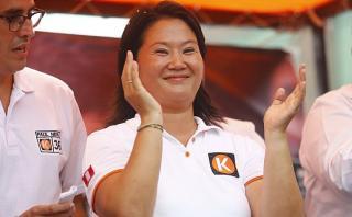 Keiko: PPK no tiene mano firme para luchar contra delincuencia