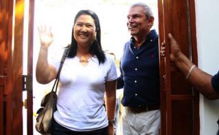 ¿Castañeda violó ley electoral por reunión con Keiko Fujimori?