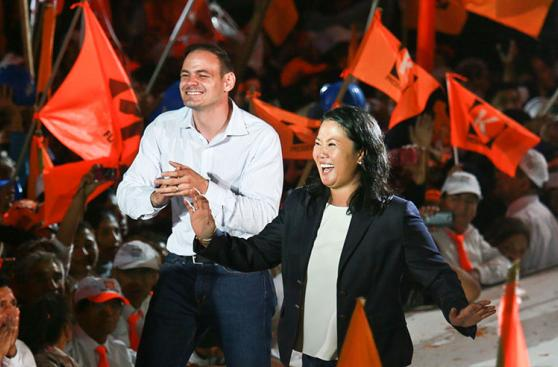 Segunda vuelta: los cierres de campaña de Keiko y PPK [FOTOS]