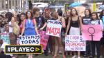 Miles de brasileñas piden que no se les culpe por violaciones - Noticias de camila vargas