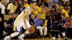 Warriors ganó la primera final de la NBA 104-89 a los Cavaliers - Noticias de miami heat lebron james