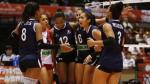 Perú 3-1 Kazajistán: debut triunfal en el Grand Prix de Vóley - Noticias de vanessa palacios