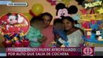 Cercado de Lima: niño murió atropellado en puerta de cochera - Noticias de guillermo dansey