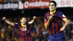 Barcelona: Marc Bartra jugará en el Borussia Dortmund