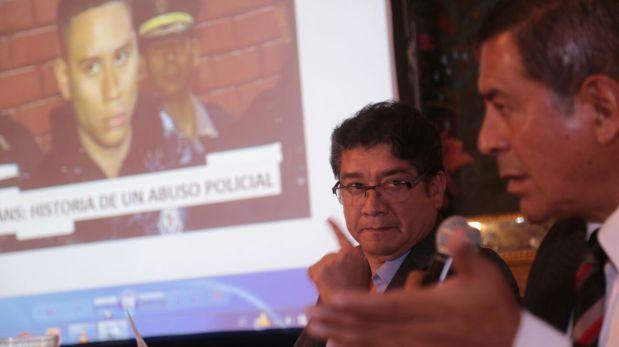 Lans Jaimes fue intervenido dentro de su vehículo el pasado 17 de mayo en el Cercado de Lima. Sus amigos y familiares afirman que es inocente. (Foto: Félix Ingaruca)