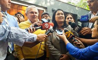 Municipio de Lima justifica así el apoyo de Castañeda a Keiko