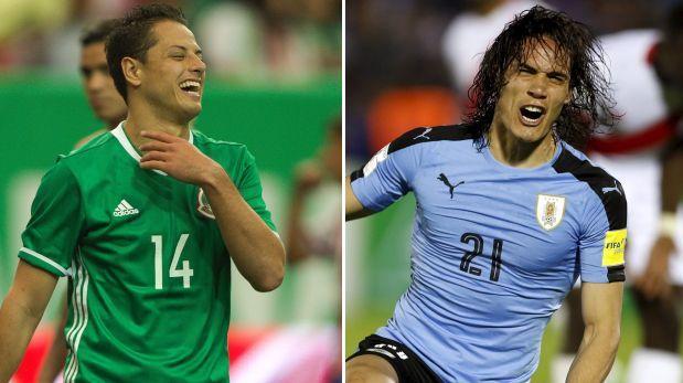 Uruguay 1-3 México - Final