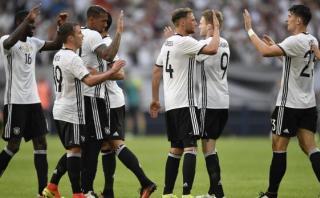 Alemania ganó a Hungría en su último juego previo a Euro 2016