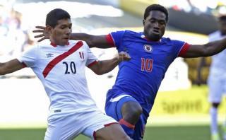 VOTA: ¿Quién fue el mejor jugador de Perú ante Haití?