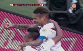 Paolo Guerrero: mira el gol que le marcó a Haití con cabezazo