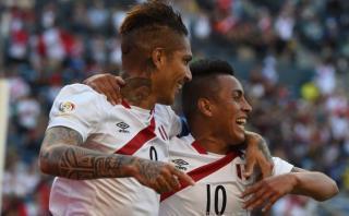 Perú venció 1-0 a Haití en Copa América con gol de Guerrero
