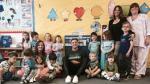Zac Efron y su tierna visita a colegio de primaria - Noticias de lee jun fan