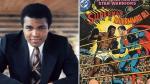 Muhammad Ali: Las reacciones en Twitter tras su fallecimiento - Noticias de ali jamene��