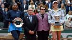 Muguruza derrotó a Serena Williams en final del Roland Garros - Noticias de nadal