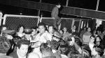 El día que Muhammad Ali pisó el Estadio Nacional - Noticias de joe frazier
