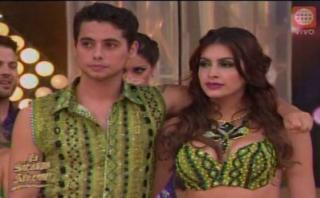 "Milett Figueroa quedó sentenciada en ""El gran show"" [VIDEO]"