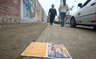 JNE recogió propaganda de Keiko en local de votación en VES