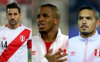 Pizarro, Vargas y Farfán, ¿cómo jugaron sus reemplazos?