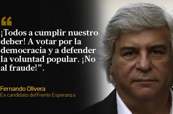 Elecciones 2016: los mensajes de los ex candidatos