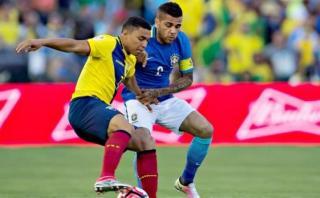 Brasil empató 0-0 ante Ecuador en debut por Copa América 2016
